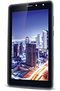 iBall Twinkle i5 Tablet  7 inch, 8 GB, Wi Fi + 3G + Voice Calling , Dark Grey
