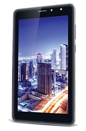 iBall Twinkle i5 Tablet (7 inch, 8GB, Wi-Fi + 3G + Voice Calling), Dark Grey