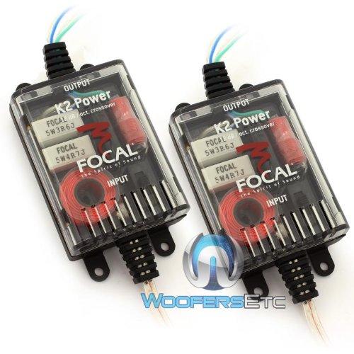 Focal Polykevlar K2 Power Passive Crossovers - K2 Power Focal