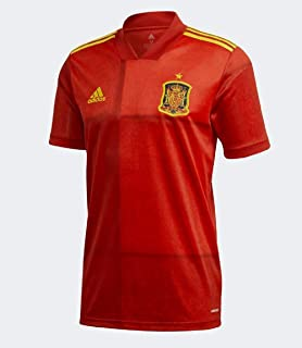 adidas - ESPAÑA 1ª Camiseta Campeon EURO12 Hombre Color: Rojo ...