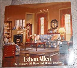 Ethan Allen The Treasury Of Beautiful Home Interiors 86th - Allen Home Interiors