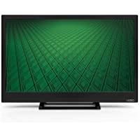 VIZIO D24HN-D1 D-Series 24 Class 720p 60hz LED HDTV (Black) (Certified Refurbished)