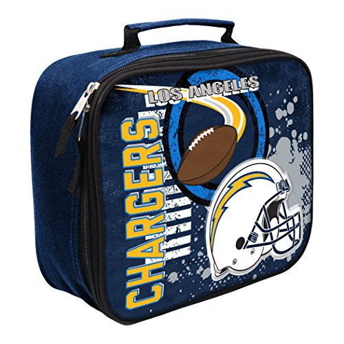 San Diego Chargers Box Office: Los Angeles Chargers Lunch Box, Chargers Lunch Box