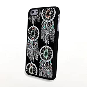 Generic Beautiful Dream Catcher Case for PC Phone Cases fit for iPhone 5C Cases Plastic Cover Protector Matte Shell Firm Light Clear