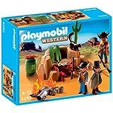 Playmobil Oeste - Escondite de los bandidos (5250)