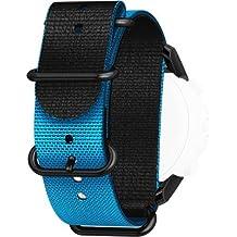 Suunto D6i Novo Zulu Wrist Strap with Adaptor