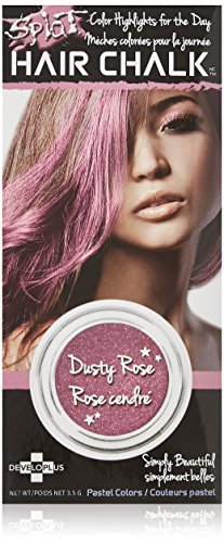 SPLAT Hair Chalk, Dusty Rose -