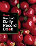 Pack of 5 Teacher's Daily Record Books