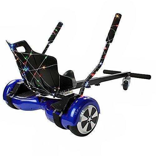 Esrover Cool Mini Kart Hover Boards Accessories Kart for 6.5