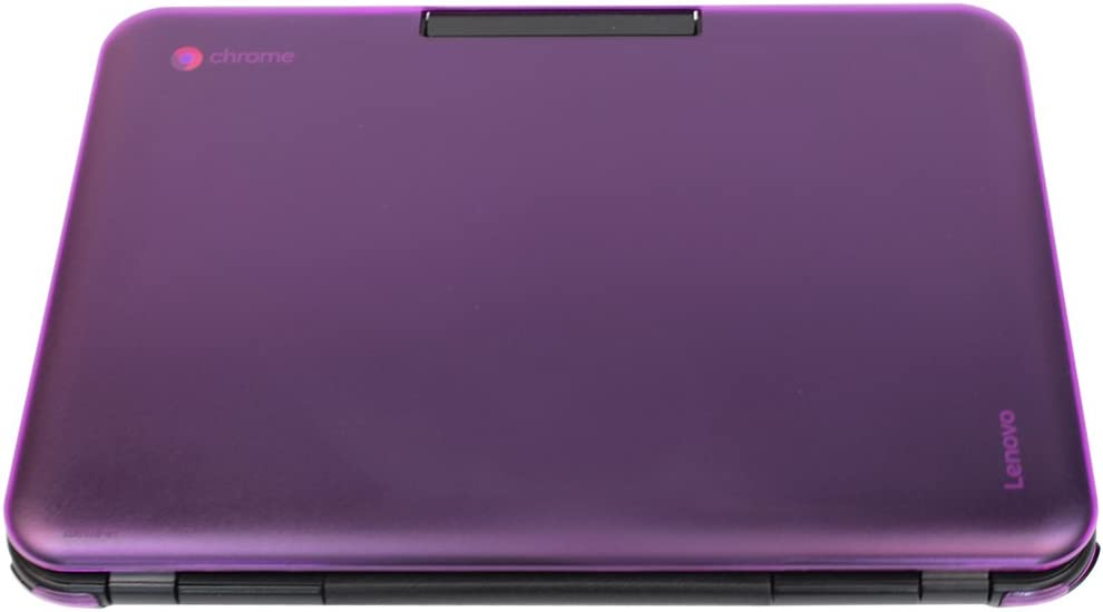 "iPearl mCover Hard Shell Case for 11.6"" Lenovo N21 / N22 Series Chromebook Laptop (NOT Fitting Lenovo N23 Chromebook and N22 Winbook) (Purple)"