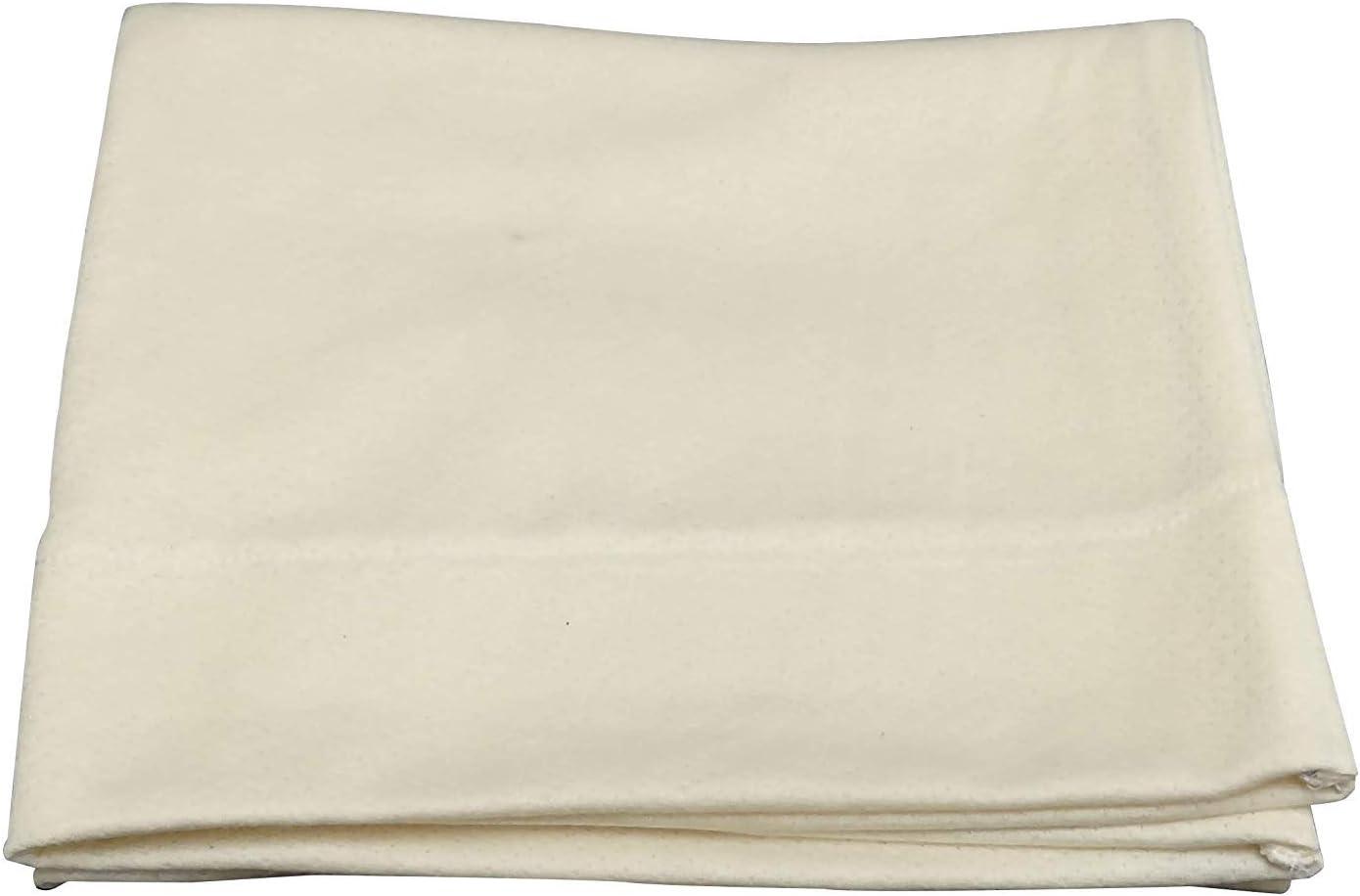 Almohada de algodón orgánico Tela de Punto elástico Transpirable Kool-Flow (niños): Amazon.es: Hogar