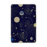 My Little Nest Zodiac Sky Abstract Geometric Constellations Cozy Throw Blanket Lightweight Microfiber Soft Warm Blankets Everyday Use for Bed Couch Sofa 60'' x 90''