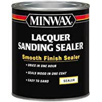 Minwax 15400 Lacquer Sanding Sealer, 1-Quart by Minwax