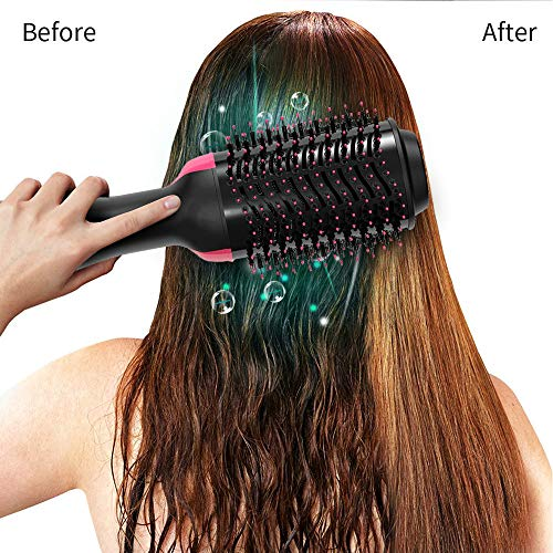 Buy hot air brush for thick hair