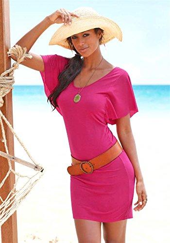 Beach Time Strandkleid pink Gr n3VhF