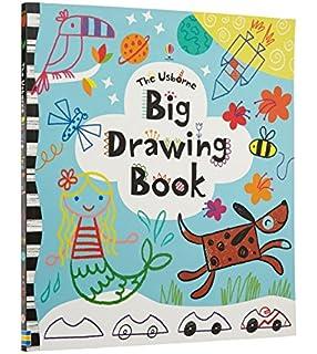 big drawing book usborne - Usborne Coloring Books