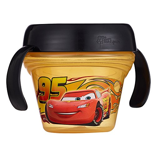 (The First Years Disney/Pixar Cars Spill-Proof Snack Bowl)