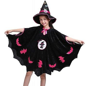 MU Disfraces de Halloween para Niños Traje de Cosplay Ropa de ...