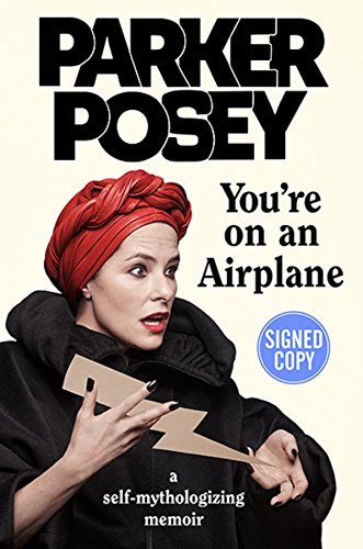 You're On An Airplane - Signed / Autographed Copy