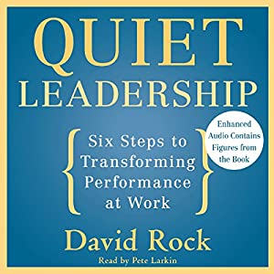 Quiet Leadership Hörbuch