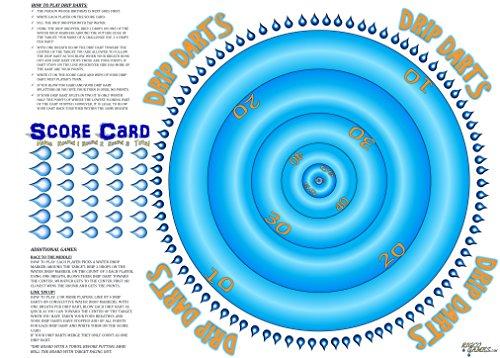 絞らダーツボードゲームの商品画像