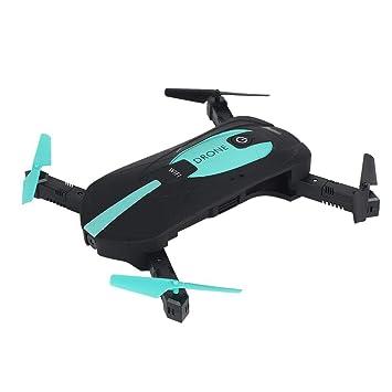 Fannty Jun YI Toys JY018 Selfie Plegable Drone de Bolsillo 2.4GHz ...