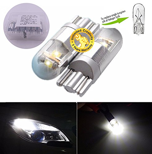 Step Lights,Paver Lights JSVSAL Dimmable G4 Bi Pin Base Halogen Replacement Bulb,Working for RV Camper Trailer,Marine Boat 30W Equivalent Side-Pin G4 LED Light Bulb,3 Watt Deck Lights