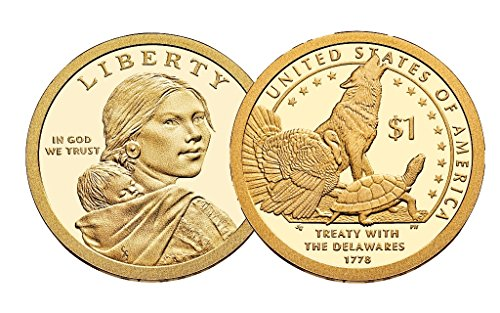 2013 P Native American Dollar Single Coin Dollar Uncirculated US Mint