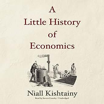 Amazon.com: A Little History of Economics (Edición audio ...