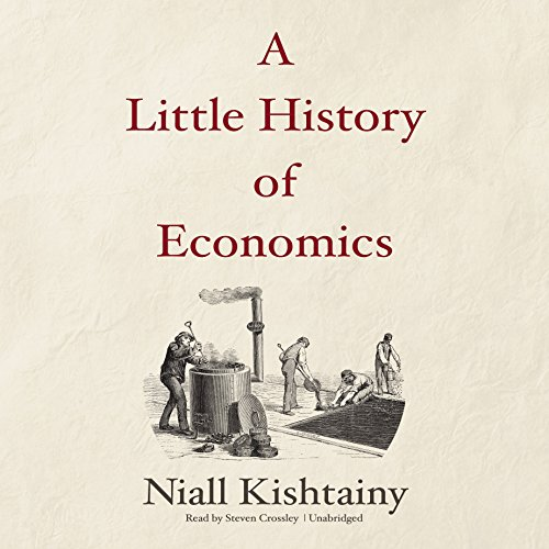 A Little History of Economics Audiobook [Free Download by Trial] thumbnail