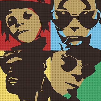How to find the best gorillaz album cover poster for 2019?