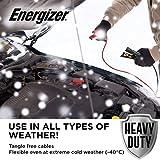 Energizer Jumper Cables, 16 Feet, 6 Gauge, Heavy