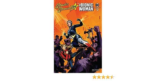 Wonder Woman 77 Meets The Bionic Woman #2