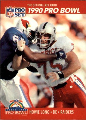 (1990 Pro Set Football Card #351 Howie)