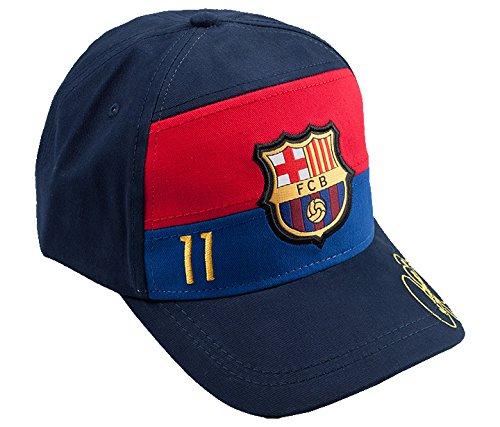 FC Barcelona - Neymar Jr - Gorra oficial FC Barcelona - Talla ...