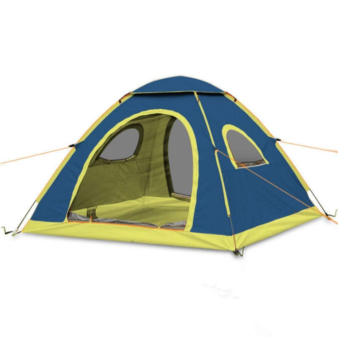 WEATLY Wasserdichtes im Zelt 3 Persons oder 4 für Camping im Wasserdichtes Freien 302eef