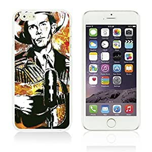 Celebrity Star Hard Back Case Cover For SamSung Galaxy Note 4 Smartphone Hank Williams