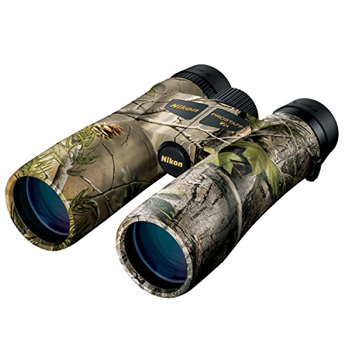 Nikon 16004 PROSTAFF 7S 10×42 Inches All-Terrain Binocular (Green)