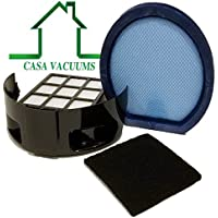 Casa Vacuums Hoover T-Series WindTunnel Bagless Upright Filter Kit- Includes Parts 303173001, 303172001, 303172002