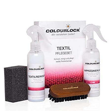 COLOURLOCK - Textil - Set de Cuidado Limpieza y Impermeable ...
