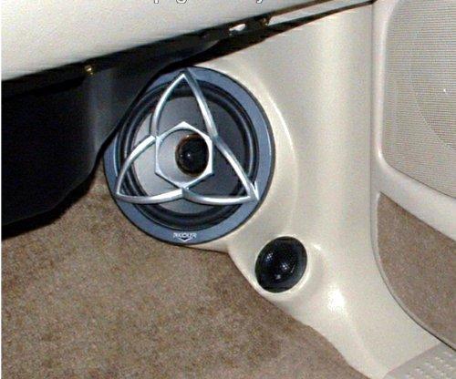 QLogic Kick Panel Speaker Mounts for Cadillac ESCALADE, C...