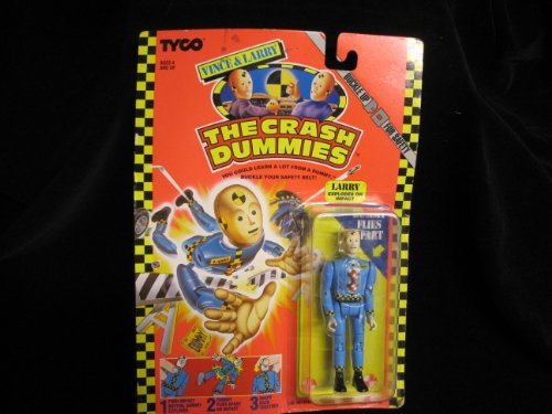 The Incredible CRASH DUMMIES Action Figure : SPIN -