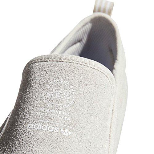 Scarpa Media Slip Adidas Matchcourt - Uomo Marrone Chiaro / Bianco / Gomma