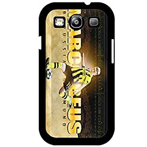 Handsome Marco Reus Phone Case Cover for Samsung Galaxy S3 I9300 Marco Reus BVB Personalized