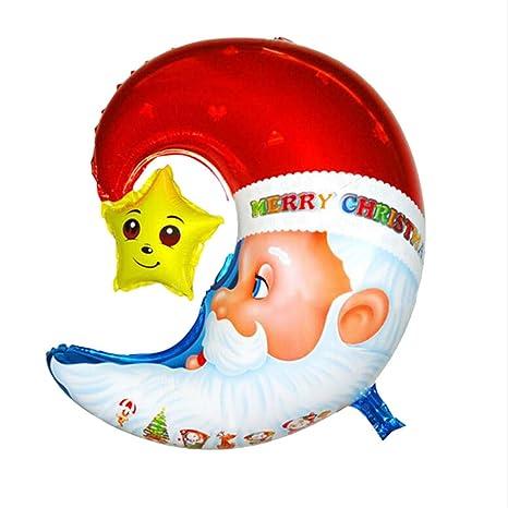Amazon.com: Hot Sale!DEESEE(TM) - Globo de helio de Navidad ...
