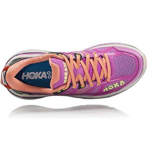 Fusion Stinson Hoka Coral Womens Running ATR One Fuchsia One 3 Shoes EqqwxZFYU