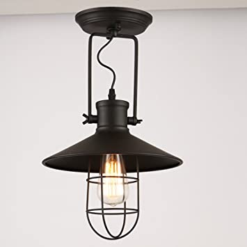 LWYXDD DFHHG® Lámparas de Techo, Loft lámpara de Pared de ...