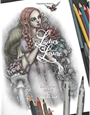 Ladies of Leisure: Color in all the ladies!