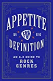img - for Appetite for Definition: An A-Z Guide to Rock Genres book / textbook / text book