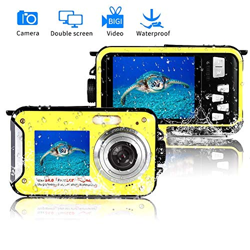 A Waterproof Camera - 1